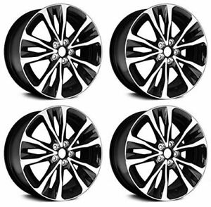 "New 17"" Toyota Corolla Wheels Rims 2003-2018 SET OF 4 ALY75208U45N"