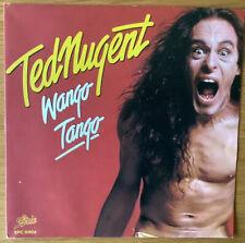 "Ted Nugent - Wango Tango Dutch 7"" Vinyl With Info Sheet"