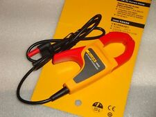 Fluke i400E 1A To 400A AC Current Clamp Standard Banana Plug For Most Multimeter