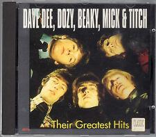 CD - Dave Dee, Dozy, Beaky, Mick & Titch - Greatest Hits (60)