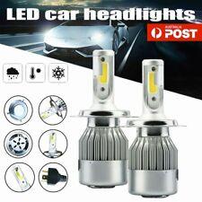 H4 LED High/Low Beam Headlight 140000LM Bulb 6000K LED Headlight Conversion Kit