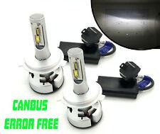 H4 v9 CSP LED Headlight bulbs kit 10000 Lumens canbus Mitsubishi Evo 6 99-01