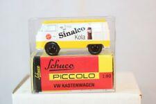 Schuco Piccolo Volkswagen Kastenwagen Trink Sinalco   neu perfect mint in box
