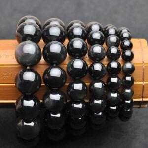 Black Obsidian Bracelet