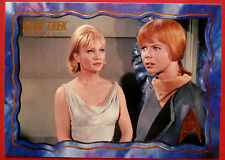 """STAR TREK TOS 50th Anniversary - """"THE CAGE"""" - GOLD FOIL Chase Card #48"""
