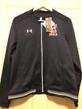 California Angels Womens Under Armour Jacket Size Large Nwt