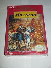 Advanced Dungeons & Dragons: Hillsfar (Nintendo NES, 1993) NEW Factory Sealed