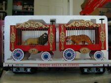 BACHMANN 98372 - EMMETT KELLEY JR CIRCUS CAR w Lion and Tiger Cages