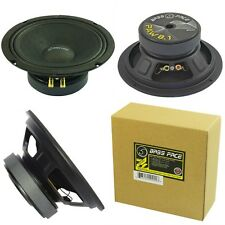 """WOOFER 8"""" 200 MM BASS FACE PAW8.1 PAW NERO 200 WATT RMS IMPEDENZA 8 OHM HOME CAR"""