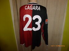 "Hertha BSC Berlin Nike Langarm Matchworn Trikot 03/04 ""ARCOR""+ Nr.23 Cagara Gr.L"