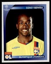 Panini Champions League 2008-2009 - Olympique Lyonnais Sidney Govou No.362