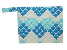 2018 Mini Wet Bag Reusable Mama Cloth Menstrual Pad Sanitary Small Scales