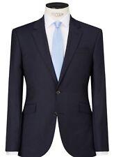 JOHN LEWIS Super 100's Shadow Stripe Tailored Suit Jacket, UK Size 44R £140 BNWT