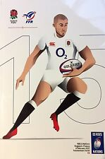 England V France Programme 2017 Brand New RBS Six Nations 4th February