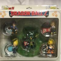 Dragon Ball Z Collection Box Figure 5 Set PVC Banpresto Anime Manga Japan