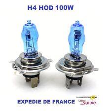 XENON AMPOULES DACIA H4 100W +30% NEUF NEW