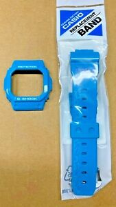 Casio G-Shock GLX5600A-2 G-Lide Glossy Blue Strap and Bezel