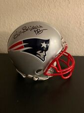 Bill Belechick Signed New England Patriots Mini Helmet PSA/DNA SEE PHOTOS
