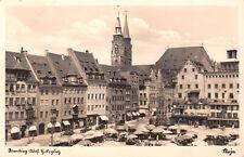 R321169 Nurnberg. Adolf Hitler Platz. Stoja. Aufgenommen mit Meyer Plasmat. Opti