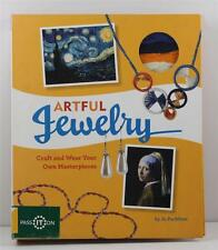 Artful Jewelry by Jo Packham Jewelry Making Supplies Instructions Illustrations