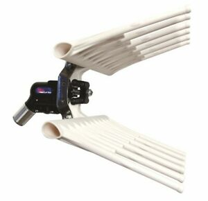 Abbacchiatore leggero per olive Lisam MG Turbo Light con astine arrotondate