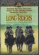 THE LONG RIDERS David Keith Robert Carradine Dennis Quaid James Keach NEW DVD