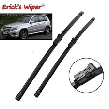 "Front Windshield Wiper Blades For Mercedes-Benz GLK-Class X204 2014 2015 22"" 19"""