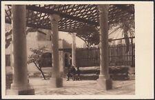 AX3792 Greece - Rodi - Il cortiletto della Moschea di Murad Reis - Cartolina