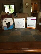 Full Home Network Setup Fast Wi-Fi 867 MBPS Capable Router, Switch, Access Point