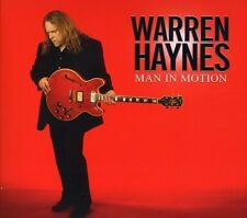 Warren Haynes - Man in Motion [New CD]