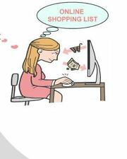 Online Shopping List by A. Peries (2016, Paperback)