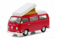 Greenlight  1968 Volkswagen Type 2 Westfalia Camper Campmobile VW 1/64 Scale