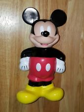 """Vtg Mickey Mouse Sipper Bottles 