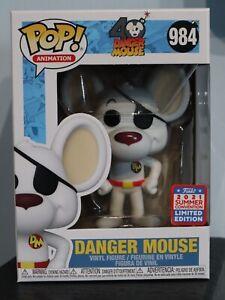 Funko Pop! - DANGER MOUSE 984 - 2021 Summer Convention [1]