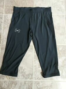 Mens 3/4 UNDER ARMOUR LITE WEIGHT COMPRESSION TIGHT. SIZE LARGE