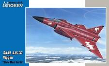 "SPECIAL HOBBY 1/48 Saab AJS-37 VIGGEN ""The Show Must Go on"""