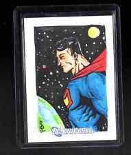 DC Legacy sketch card by Jason Sobol