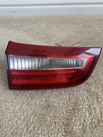 2012 - 2018 Volvo S60 Right Passenger Tail Lamp Light Inner 30796272 OEM 12 18