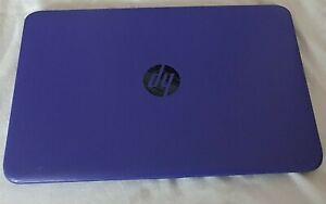 HP Stream 11.6in. (32GB, Intel Celeron, 1.60GHz, 4GB) Purple