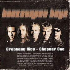 FREE US SHIP. on ANY 3+ CDs! ~Used,Good CD Backstreet Boys: Greatest Hits - Chap