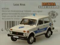 "Brekina 27218-1//87 LADA Niva /""THW/"" TD-NUOVO"