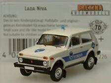 Brekina LADA NIVA polizia Bosnia - 27226 - 1:87