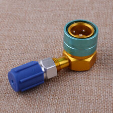 Hot R1234YF to R134A Low Side Quick Coupler Adapter Car Air-conditioning Fitting
