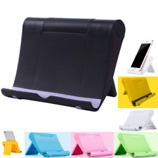 Cell Phone Foldable Desk Stand Holder Mount Cradle Dock For Cell Phone Tablet