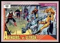 1991 Marvel Avengers Vs Ultron #114