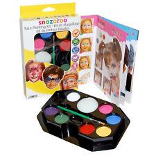 Snazaroo Palette Kit: Rainbow Face