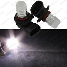Xenon White 9006 3 Watts Headlight Fog Light Daytime Running Light (2 Pieces)