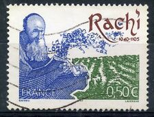 STAMP / TIMBRE FRANCE OBLITERE N° 3746 RACHI