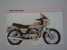 - RITAGLIO DI GIORNALE 1982 MOTO GUZZI V65 V 65 SP