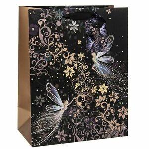 Bug Art Collection Fairyland Large Gift Bag